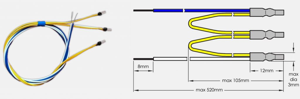 Motor Protection Thermistor