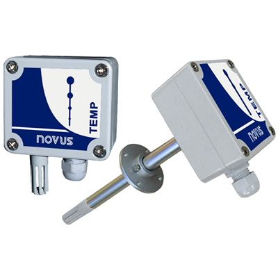 Duct and Wall Mount Temperature Transmitters